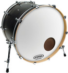 "Evans EQ3 Reso Smooth White 22"" kép, fotó"