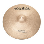 "Istanbul Agop Traditional 16"" Dark Crash cintányér kép, fotó"