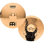 "Meinl Classics Custom Brilliant 14"" Powerful Hihat kép, fotó"