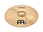 "Meinl Classics Custom Brilliant 22"" Powerful Ride kép, fotó"
