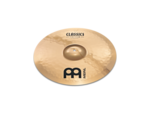 "Meinl Classics Custom Brilliant 17"" Medium Crash kép, fotó"