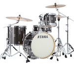 Tama Superstar Classic Maple 18-12-14 Shell Set CK48S-MGD Midnight Gold Sparkle kép, fotó