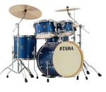 Tama Superstar Classic Maple 20-10-12-14 shell-set CK50RS-ISP Indigo Sparkle kép, fotó