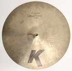 "Zildjian K 17"" Custom Dark Crash kép, fotó"