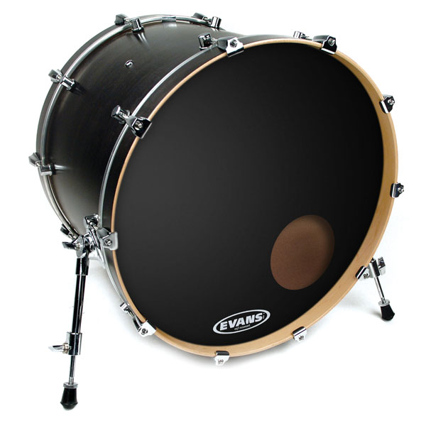 Evans EQ3 Reso Black 18""