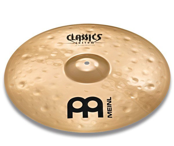 "Meinl Classics Custom Extreme Metal 17"" Crash CC17EMC-B Beütő (Crash)"