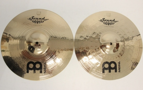"Meinl Soundcaster Custom 14"" Medium HiHat Lábcin (Hi-hat)"