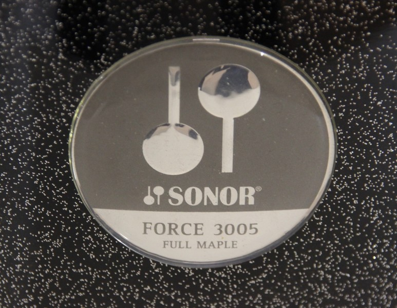 Sonor Force 3005 Full Maple pergődob