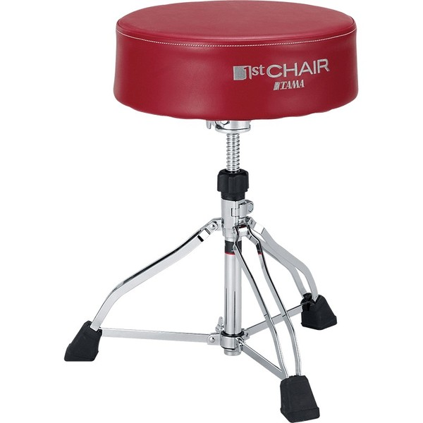 Tama 1St Chair Round-rider XL dobszék RED HT830R